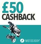 Motocaddy £50 cashback last chance