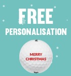 Srixon ball personalisation - from £17.99