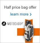 Motocaddy Half Price Pro-Series Bag Offer