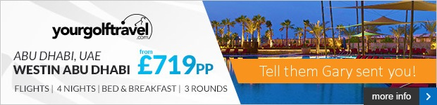 Your Golf Travel - Westin Abu Dhabi from £719pp