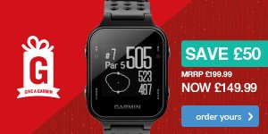Give A Garmin - Save £50
