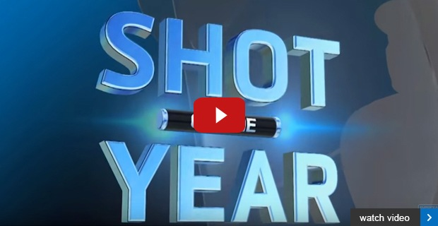 Best shots of 2016